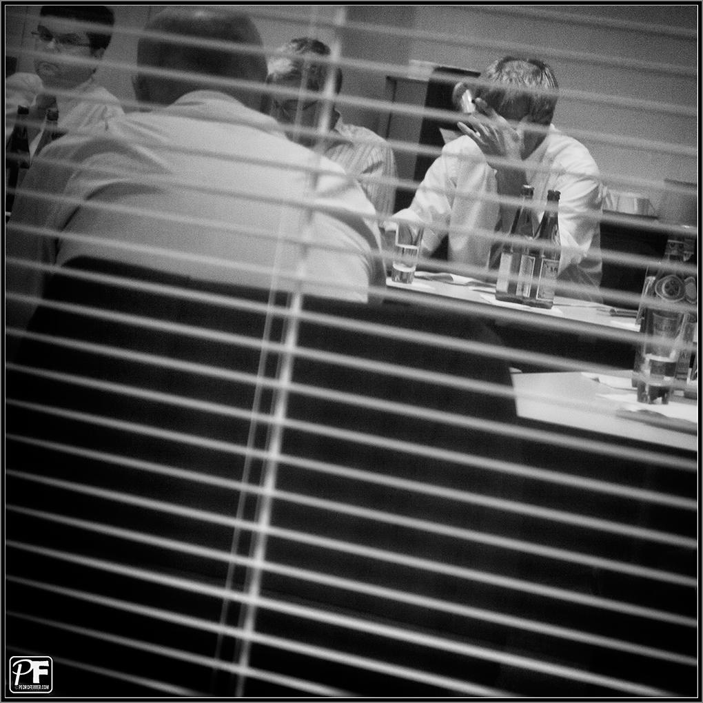 Zuriqueses - Atascados en la reunión