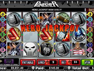Marvel Progressive Jackpot
