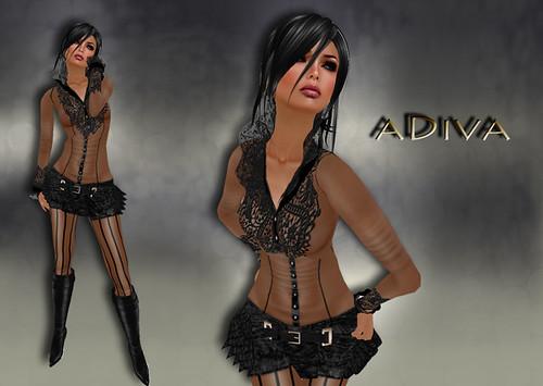 aDiva couture Mellie