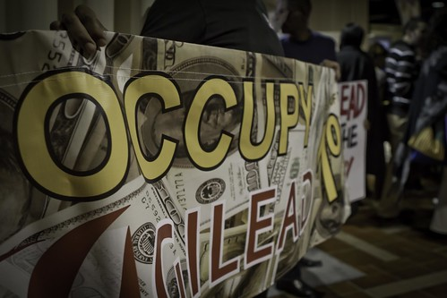 Occupy Gilead Protest