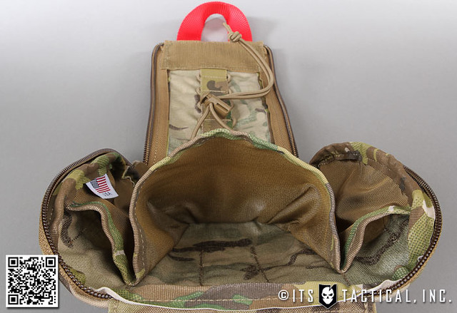 ITS Tactical ETA Trauma Kit Pouch 08