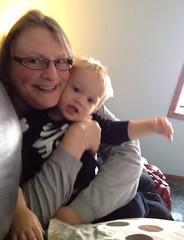 Grandma and Quinn