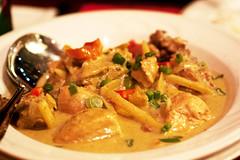 chicken curry @ sa aming nayon