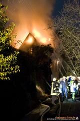 Gebäudebrände Lorch 11.11.11