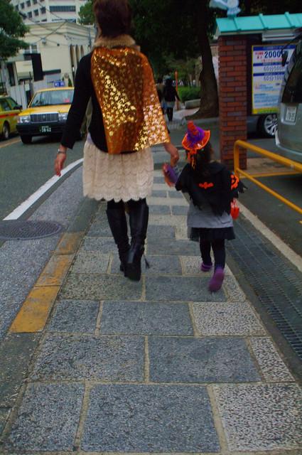 Yokohama Yamate Halloween Walk 2011-16 IMGP8244