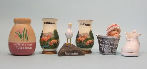Flockburgh souveniers