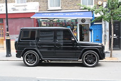 STEALTH V8 (isakhuynh) Tags: london canon mercedes benz sweden edition v8 g55 oneoff brabus althani g65 g63 dorshester