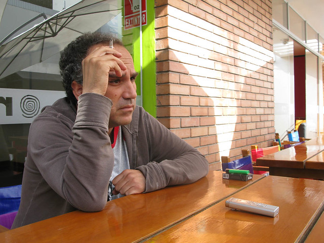 Conversamos con Javier Corcuera, el 9 de noviembre, en la RCP