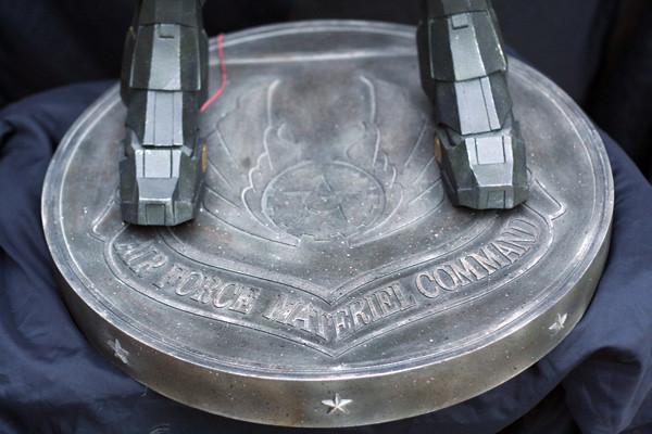 Warmachine half scale statue 6358790681_e57aa4c4b5_z