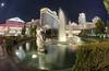 Caesars Palace Fountain Las Vegas (odin's_raven) Tags: las vegas gambling fountain night cosmopolitan palace casino belagio hdr caesars vivalasvegas