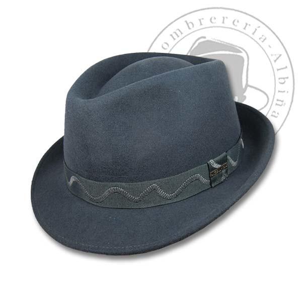 7757e50b44 Sombrero de Hombre (Sombrerería Albiñana) Tags  hat moda otoño invierno sombrero  pamela stetson