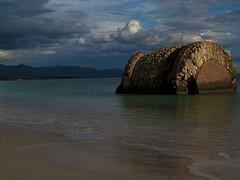 ....la terra....dopo la terza guerra mondiale (marinaretto2010) Tags: sardegna sea beach mare sardinia spiaggia cagliari cerdea poetto quartu sardeigne carcangiolas