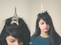 (DEEMAH IBRAHIM |  ) Tags: canon photography photo flickr eiffel ibrahim  2011   deemah