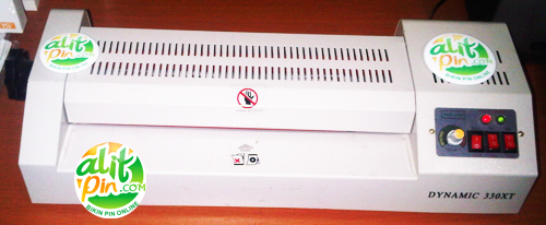 9.  Mesin Laminating