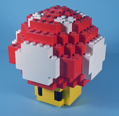This... (Nick Brick) Tags: mushroom lego super mario bros nickbrick