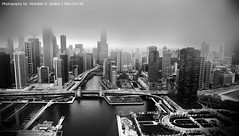 Chicago's Downtown (Abdullah alJaber > AJ.SA) Tags: chicago art america aj photography fly us nikon downtown photographer united aerial helicopter saudi arabia pro states hamad ksa abdullah       aljaber ajsa       d7k   d7000  mobt3th wwwajsa