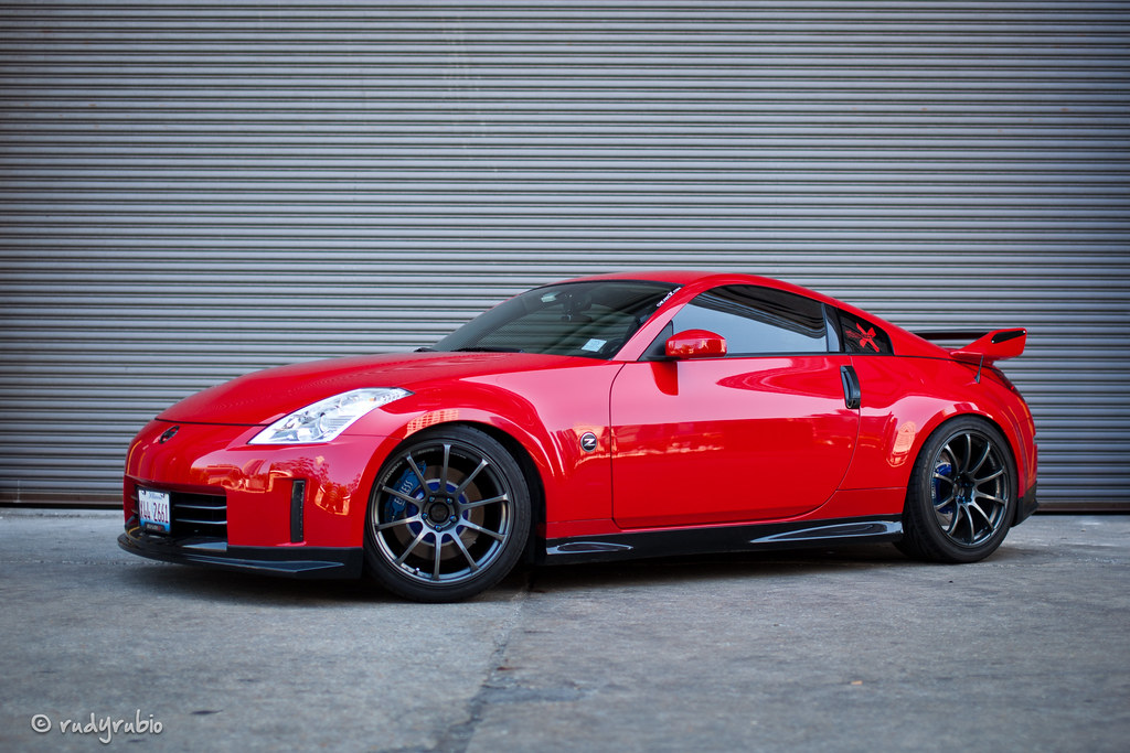 Nogaro Red Page 5 My350z Com Nissan 350z And 370z