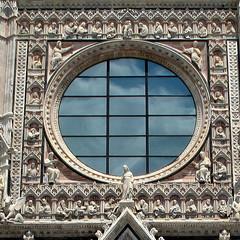 Faade (YIP2) Tags: street city urban italy streets church cathedral tuscany siena toscana faade ilduomo southerntuscany santamariaassunta