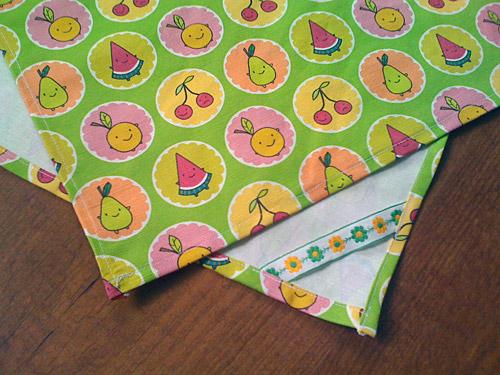 Cutie Fruity Tea Towels!