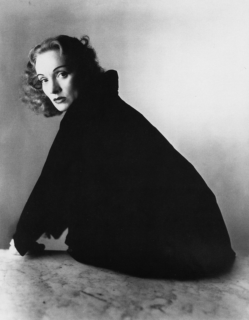 Марлен Дитрих, 1947.