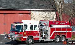 Lionville Fire Company Apparatus Engine 47-5