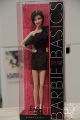 Barbie Basics Black Label Model No. 13  Collection 001.5 (atrikaa) Tags: blacklabel barbiedoll barbiebasics modelmusedoll collection0015 modelno13
