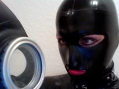 I want it (SisterMyster) Tags: fetish mask orgasm rubber latex russian catsuit boule masque fetiche harnais gazmask caoutchouc fetichisme orgasme westwardbound gagball libidex blackstyle billon