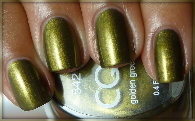 CQ - Golden Green