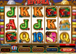 Riviera Riches slot game online review
