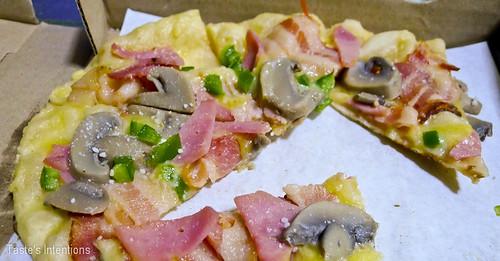 Shakey's Pizza Bianca