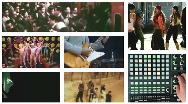 Rolling in the beats 24 video mashup