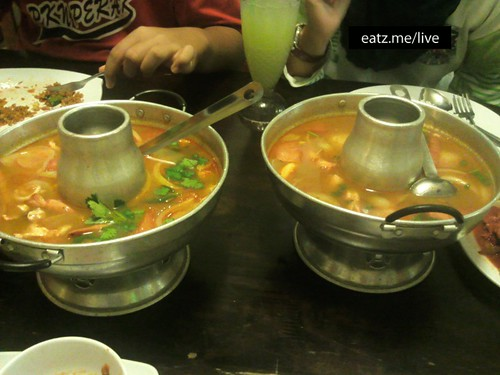 Tomyam di Restoran Saybulan, Meru Ipoh. by Fadzioriq