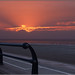SUN BURST SUNSET