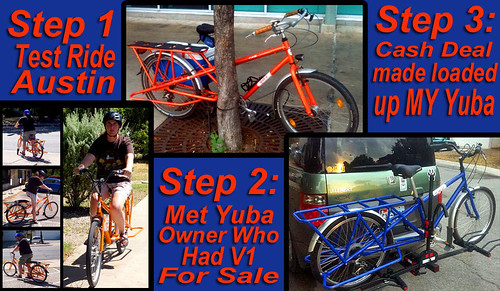 Yuba Story - For my Bicycle Blog