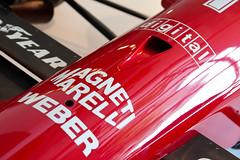 Magneti Marelli (Angad Singh | Zone 5 Aviation) Tags: auto new york city nyc newyorkcity car racecar manhattan moma f1 ferrari museumofmodernart alain formula1 prost scuderia 641 alainprost tamronspaf1750mmf28xrdiiildasphericalif canoneos50d ferrari641