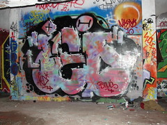 IED (Same $hit Different Day) Tags: graffiti bay san francisco crew area nasty ied btm