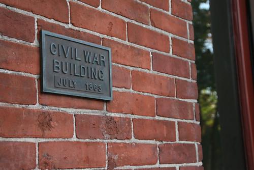Civil War Building
