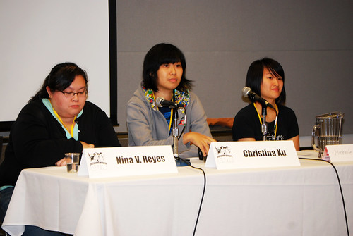Geek Girl Con 2011