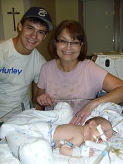 Grandma Barb & Uncle Hunter