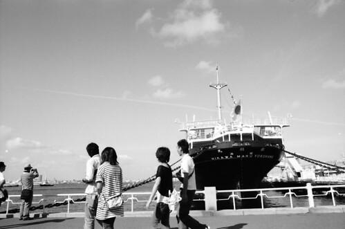 Hikawa-Maru by kazu900w
