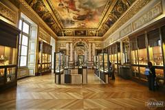 Museu do Louvre - Muse du Louvre (rbpdesigner) Tags: paris slr art museum frankreich europa europe galle