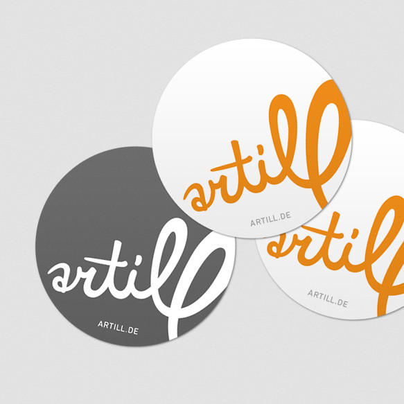 new artill sticker 2011