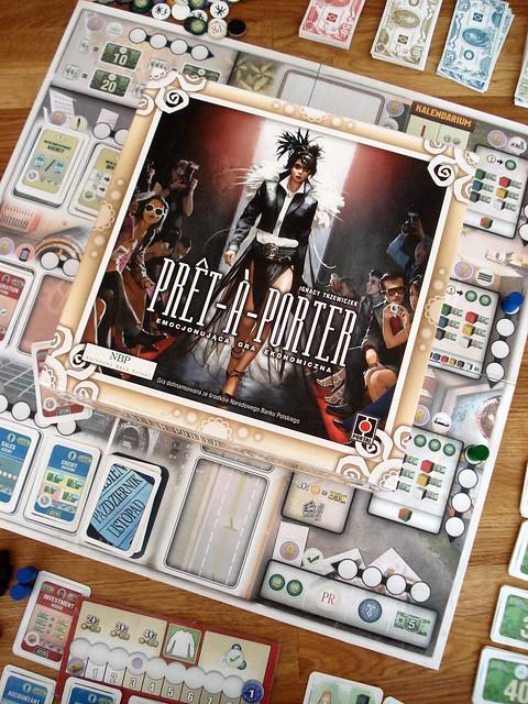 game boardgame prêtàporter portalpublishing ignacytrzewiczek
