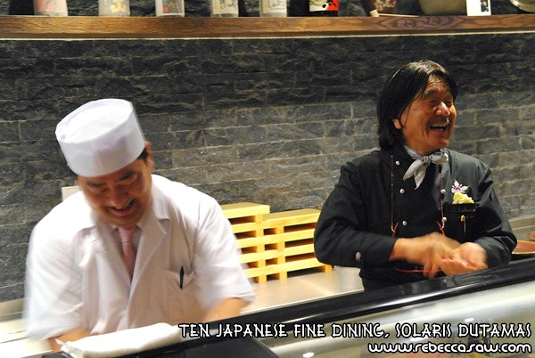 Ten Japanese Fine Dining, Solaris Dutamas-15