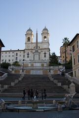 "Trinità dei Monti • <a style=""font-size:0.8em;"" href=""http://www.flickr.com/photos/89679026@N00/6249252243/"" target=""_blank"">View on Flickr</a>"