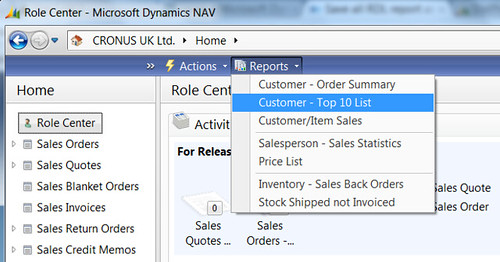 Can you save RDLC reports as PDF documents in Dynamics NAV 2009 R2