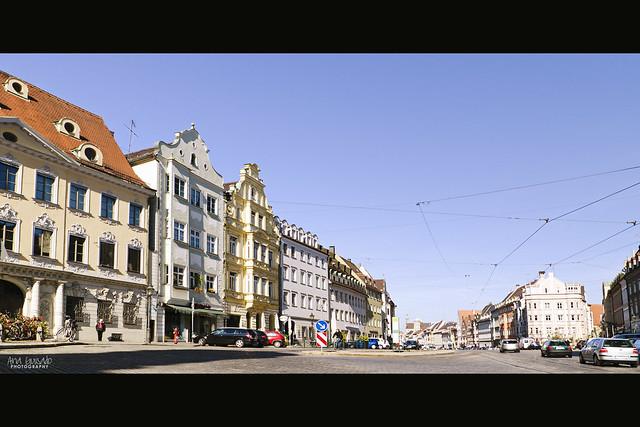 Panorámica Augsburgo