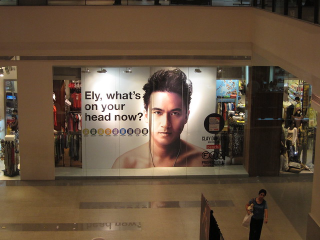 Ely Buendia for Bench Fix