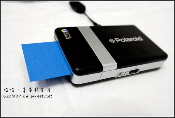 Polaroid pogo開箱