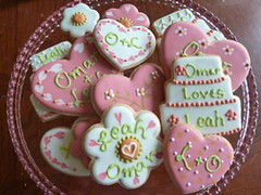 Wedding Gift for Omar and Leah